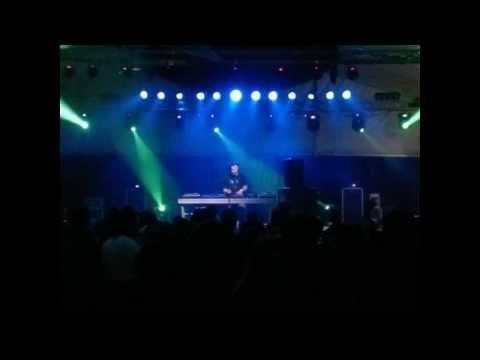 Jade live at SZIN Szeged Hungary [Technoid Community]