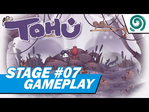 Tohu - Puzzle Game | Collecting the second totem | Stage 07 Gameplay |