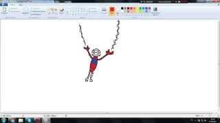 Обучение рисованию. Урок #1. Человек-паук(В этом видео-уроке вы научитесь рисовать Человека-паука., 2015-09-15T13:45:48.000Z)