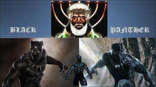 BLACK PANTHER: RETURN OF THE NEGRO MESSIAH