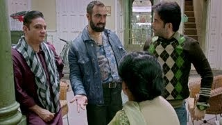 Ranvir Shorey's anger upsets everybody - Bajatey Raho