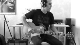 Cream - White Room - Guitar Cover by Lior Asher
