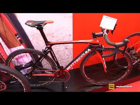2018 Bottecchia T1 Endurance Road Bike - Walkaround - 2017 Eurobike