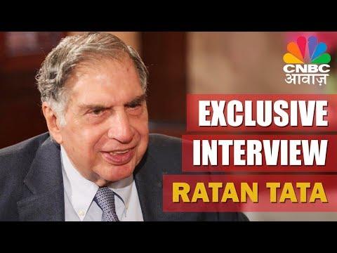 Ratan Tata Praises PM Modi | Traders Hotline | 20th Sept | CNBC Awaaz