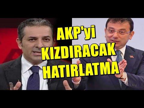 Akif Beki'den AKP'yi Kızdıracak İmamoğlu ve Ali Babacan Yorumu