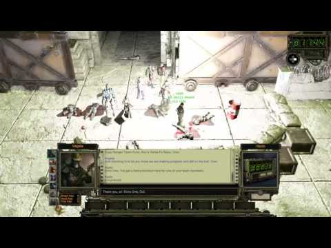 Wasteland 2 PS4 part 27 L.A Angel Oracle / Santa Monica