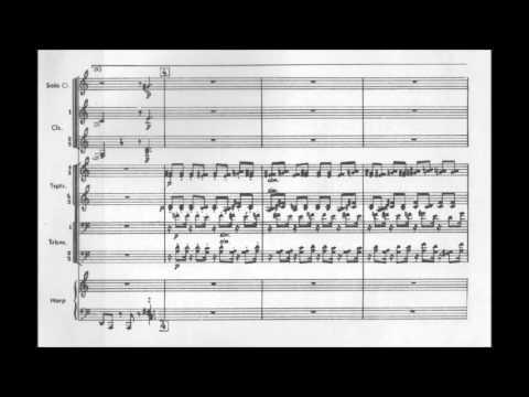 Igor Stravinsky - Ebony Concerto [With Score]