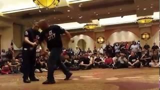 Master Frank Soto Demo - Sacramento, California