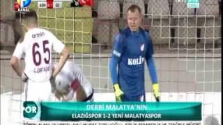 "Kanal Fırat Spor - Derbi Malatya'nın ""Elazığspor 1 2 Yeni Malatyaspor"""