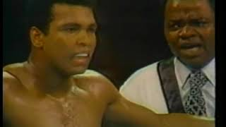 Muhammad Ali vs Joe Frazier II 28.1.1974 - NABF Heavyweight Title