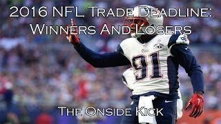 2016 NFL Trade Deadline: Winners and Losers