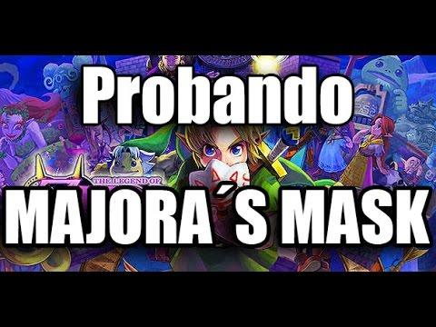 Citra Emulator: The Legend of Zelda Majoras Mask #1 + Respondiendo a Subs