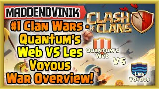 Clash of Clans - #1 Clan Wars - Quantum
