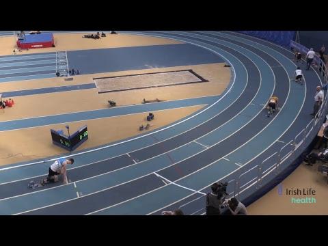 Irish Life Health National Indoor Championships - Day 2