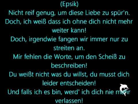 Jay D & Epsik - Auch wenn du mir weh tust lyrics. - YouTube
