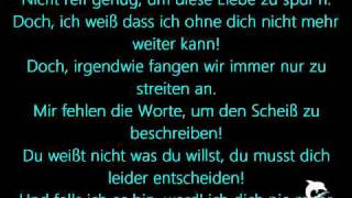 Jay D & Epsik - Auch wenn du mir weh tust lyrics.