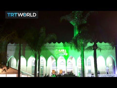 Ramadan 2017: Thousands Break Their Fast In Haldon Street