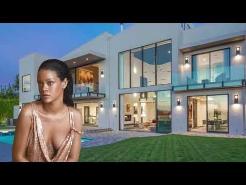 Inside Rihanna's $22 Million Barbados Home|  Rihanna house tour 2017
