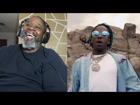 Dad Reacts to Rich The Kid - Plug Walk -