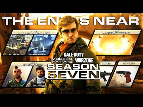 Modern Warfare Season 7 Update Finally Coming! New Content, Warzone NUKE Event, New Map Tease + Soap