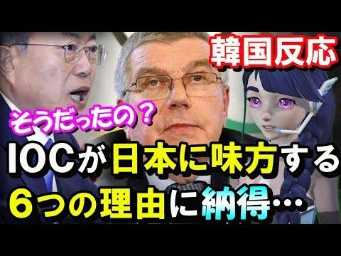 【韓国の反応】旭日旗抗議、国際パラ委員長から一蹴!「IOCが日本の味方をする6つの理由」とは