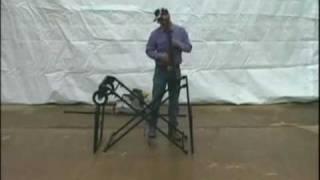 Adjustable Height Workbench & Miter Saw Stand: Power Bench