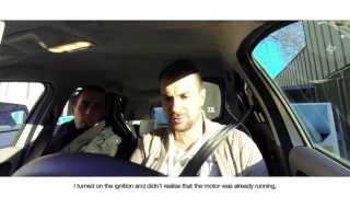 Renault @ LeWeb'13 : les essais Renault ZOE