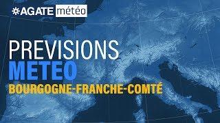 Météo Bourgogne-Franche-Comté du 25 mai 2019