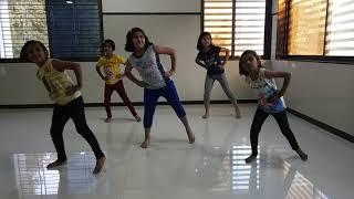 Radha Teri chunari dance with Beat Buster's dance academy