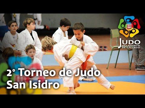 2º Torneo de judo San Isidro en Villanueva de Gállego 2016