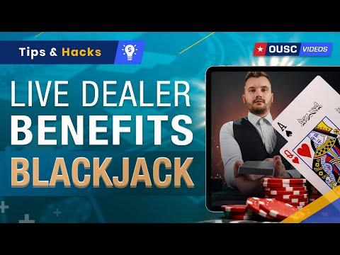 Live Dealer Blackjack Benefits   Online United States Casinos
