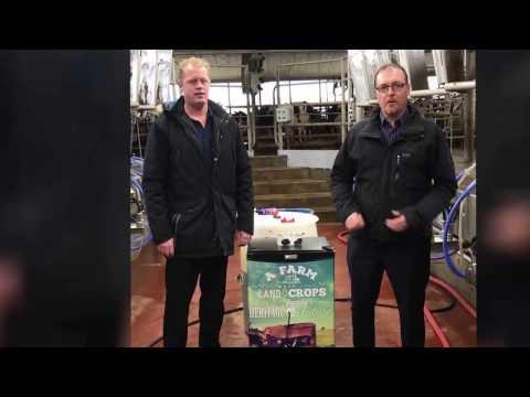 Who Won The Cool Farm Beer Fridge?