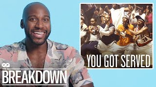Professional Dancer Breaks Down Dance Movies | GQ