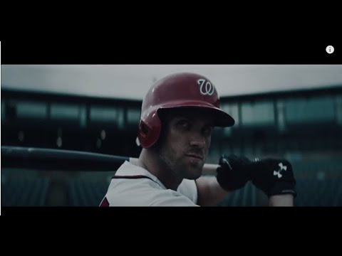 0d567d85d Bryce Harper | Under Armour | It Comes from Below - YouTube