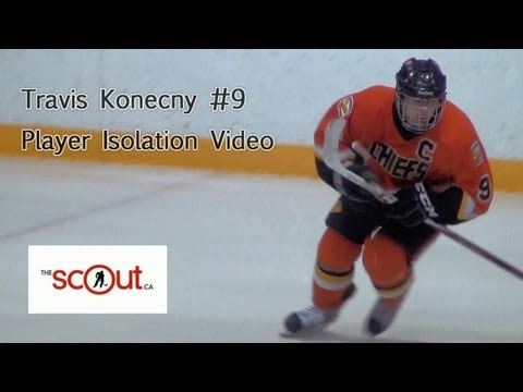 Travis Konecny, Player Isolation Video