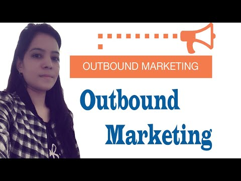 What Is Outbound Marketing ? What Are The Steps For Outbound Marketing (Hindi) thumbnail
