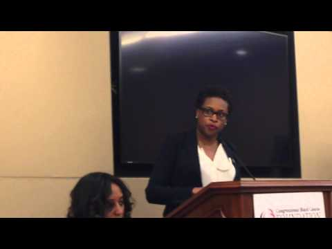 Khalilah Harris- Deputy Director at the White House Initiatives on Educational Excellence