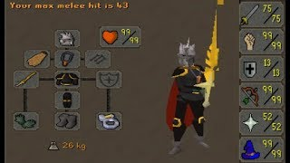 TESTING the 13 Defence Pure PKing Build in PVP