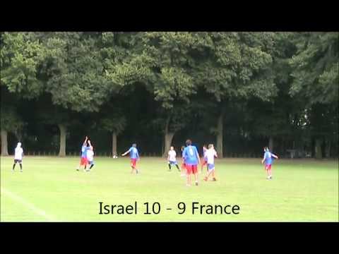 EYUC 2013 U17- Israel Vs France