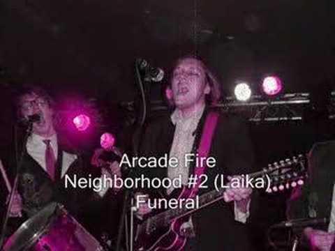 Arcade Fire - Neighborhood #2 Laika