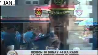TV Patrol Northern Mindanao Jan 2 2015