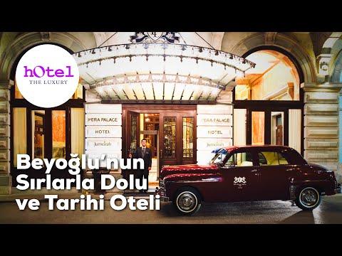 Pera Palas Otel - Beyoğlu'nun Sırlarla Dolu ve Tarihi Oteli