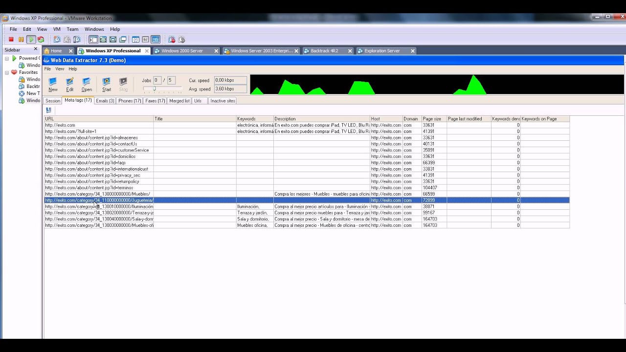 web data extractor free download full version