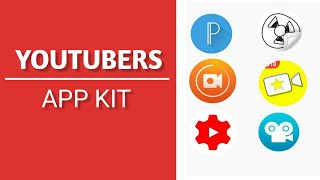 Android apps I use to make Youtube videos