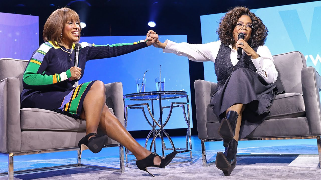 Gayle King Interview Oprah S 2020 Vision Tour Ww Usa
