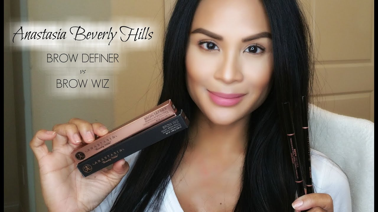 NEW Anastasia Beverly Hills Brow Definer Review + Demo