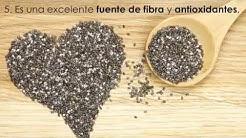 5 Ventajas De La Chía Para Tu Dieta ★ Dietas.net
