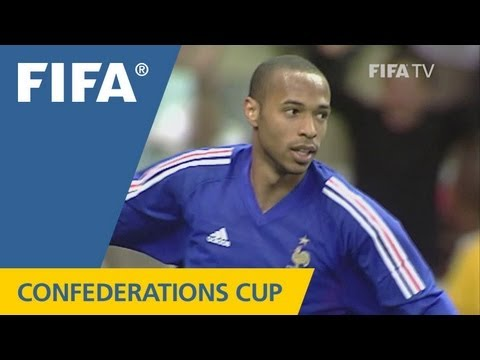 A golden goal to remember for France