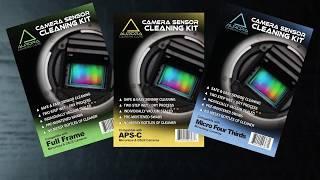 APS-C Aurora Camera Care Camera Sensor Cleaning Kit