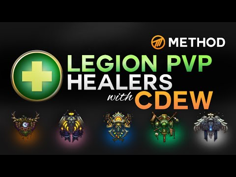 The Best Legion PvP Healer Class and Spec ft Cdew